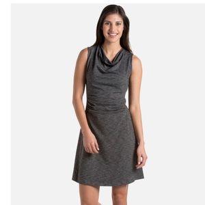 Kuhl Mova Dark Heather Grey Dress